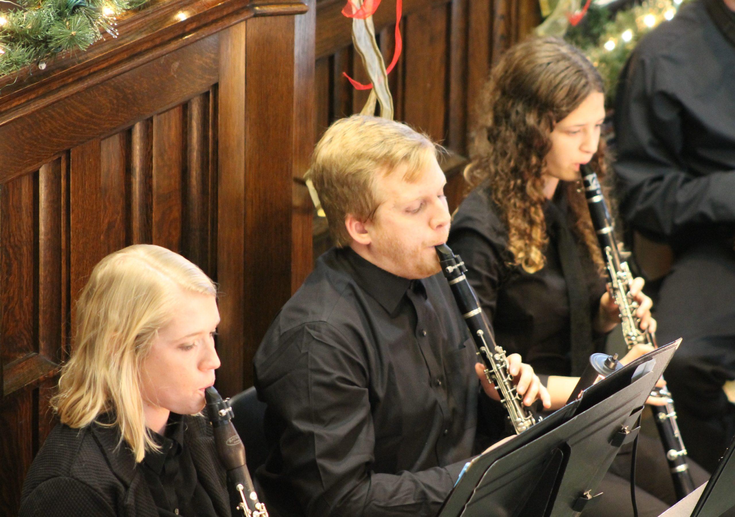 2019 holidays Lindsay clarinets 2 c